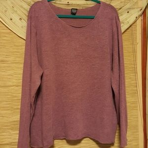 Eileen Fisher linen sweater